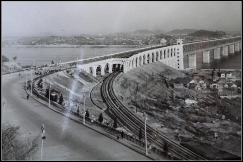 武汉长江大桥1960s